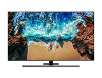 "Samsung NU8079 65"" 4K Ultra HD Smart TV Wi-Fi Nero, Argento LED TV"