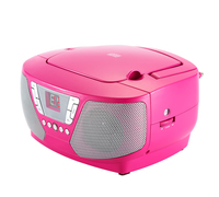 Bigben Interactive CD60RSSTICK Portable CD player Rosa lettore CD