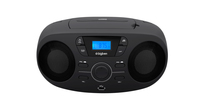 Bigben Interactive CD61NUSB Portable CD player Nero lettore CD