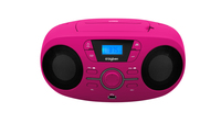 Bigben Interactive CD61RSUSB Portable CD player Rosa lettore CD