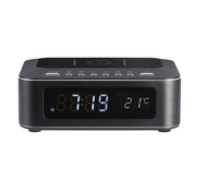 Bigben Interactive CR400IBT Orologio Digitale Nero radio