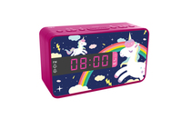 Bigben Interactive RR16UNICORN2 Orologio Multicolore radio