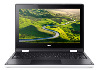 "Acer Aspire R 11 R3-131T-P393 1.6GHz N3710 11.6"" 1366 x 768Pixel Touch screen Nero, Bianco Ibrido (2 in 1)"