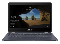 "ASUS TP370QL-EL002T 2.6GHz 835 13.3"" 1920 x 1080Pixel Touch screen 3G 4G Nero, Grigio Ibrido (2 in 1)"