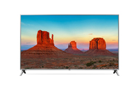 "TV LED 55"" LG 4K 55UK6500 SMART TV EUROPA SILVER"