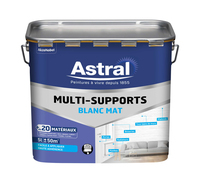 Astral Peinture Multi-Supports Mat Bianco 5L