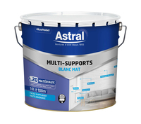 Astral Peinture Multi-Supports Mat Bianco 10L