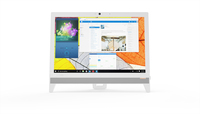 "Lenovo IdeaCentre 310 2.00GHz J3355 19.5"" 1440 x 900Pixel Bianco PC All-in-one"