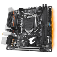 Gigabyte B360N AORUS GAMING WIFI Intel B360 LGA 1151 (Socket H4) Mini ITX scheda madre