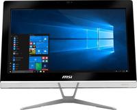 """LCD-PC MSI PRO 20EX 7M-033XEU Nero 19,5"""" Cel G3930 4GB 1TB DVD Tastiera e Mouse NO SIST. OPERATIVO"""