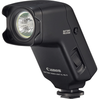 Canon VL-10Li II 10 Watt Video Light Flash per videocamera Nero