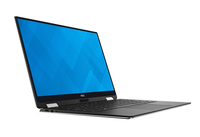 "DELL XPS 9365 1.3GHz i7-7Y75 13.3"" 3200 x 1800Pixel Touch screen Nero, Argento Ibrido (2 in 1)"