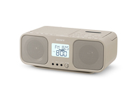 Sony CFD-S401 Analogico 3W Beige radio CD
