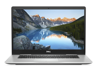 "DELL Inspiron 7570 1.8GHz i7-8550U 15.6"" 3840 x 2160Pixel Touch screen Platino, Argento Computer portatile"
