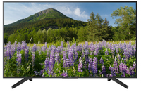 """TV LED 55"""" SONY 4K KD-55XF7005 SMART TV EUROPA BLACK"""