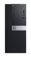 DELL OptiPlex 7060 3.2GHz i7-8700 Mini Tower Nero PC