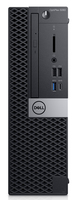 DELL OptiPlex 5060 3.6GHz i3-8100 Mini Tower Nero PC