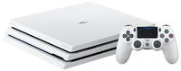 Sony PlayStation 4 Pro 1000GB Wi-Fi Bianco