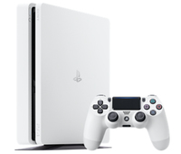Sony Playstation 4 Slim 1000GB Wi-Fi Bianco