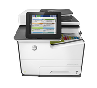 HP PageWide Multifunzione Enterprise Color 586dn