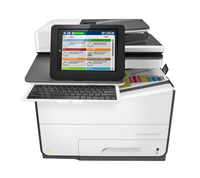 HP PageWide Multifunzione Enterprise Color Flow 586z