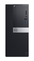 DELL OptiPlex 7060 3GHz i5-8500 Torre Nero PC