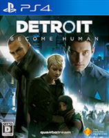 Sony DETROIT: Become Human Premium Edition Basic PlayStation 4 Giapponese videogioco