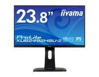 "iiyama ProLite XUB2492HSU-2 23.8"" Full HD LED Opaco Piatto Nero monitor piatto per PC"