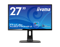"iiyama ProLite XUB2790HS-2 27"" Full HD LED Opaco Piatto Nero monitor piatto per PC"