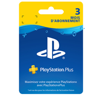 Sony Playstation Plus Card PlayStation 4