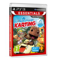Sony LittleBigPlanet Karting Essentials, PS3 Essentials PlayStation 3 Francese videogioco