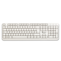 NGS Spike USB QWERTY Bianco