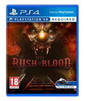 Sony Until Dawn: Rush of Blood VR, PS4 Basic PlayStation 4 Francese videogioco