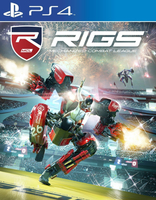 Sony RIGS Mechanized Combat League, PS VR Basic PlayStation 4 Francese videogioco