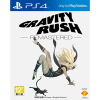 Sony Gravity Rush Remastered, PlayStation 4 Remastered PlayStation 4 Francese videogioco