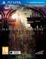 Sony Natural Doctrine, PlayStation Vita Basic PlayStation Vita Francese videogioco