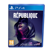 Sony Republique, PS4 Basic PlayStation 4 Francese videogioco
