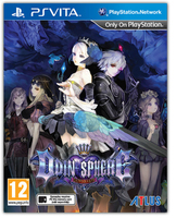 Sony Odin Sphere Leifthrasir, PS Vita Basic PlayStation Vita Francese videogioco