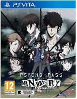 Sony PSYCHO-PASS: Mandatory Happiness, PS Vita Basic PlayStation Vita Francese videogioco