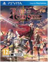 Sony The Legend of Heroes: Trails of Cold Steel II, PS Vita Basic PlayStation Vita Francese videogioco