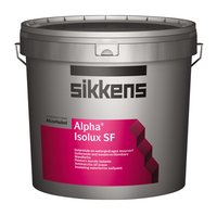 Sikkens Alpha Isolux SF Wit 10L