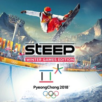 Sony Steep - Winter Games Edition, PlayStation 4