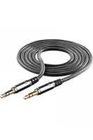 Cellularline CLBAUXMUSICK 1m 3.5mm 3.5mm Nero cavo audio