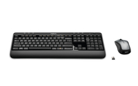 Logitech MK520 RF Wireless QWERTY Pan Nordic Nero tastiera