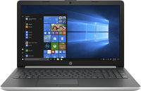 "HP 15-da053wm 1.60GHz i5-8250U 15.6"" 1366 x 768Pixel Touch screen Argento Computer portatile"