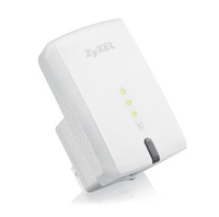 ZyXEL WRE6505 Network transmitter & receiver Bianco 10, 100Mbit/s