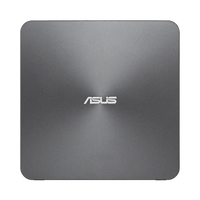 ASUS VivoMini VC65-CG3025ZN 3.1GHz i3-8100T Mini PC Grigio Mini PC