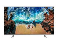 """TV LED 82"""" SAMSUNG 4K UE82NU8002 SMART TV EUROPA BLACK"""