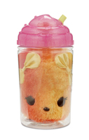 Num Noms Lights Surprise in a Jar - Peachy Icy Animali giocattolo Rosa, Giallo