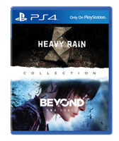 Sony Heavy Rain + Beyond Two Souls Collection, PS4 PlayStation 4 videogioco